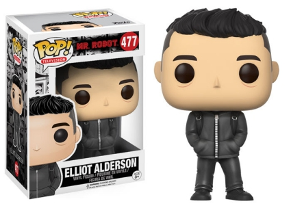 2017 Funko Pop Mr. Robot Vinyl Figures 21