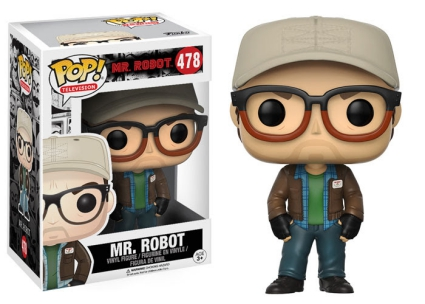 2017 Funko Pop Mr. Robot Vinyl Figures 23