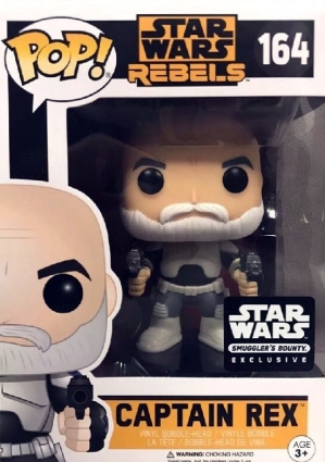 Funko Pop Star Wars Rebels Vinyl Figures Checklist and Gallery 31