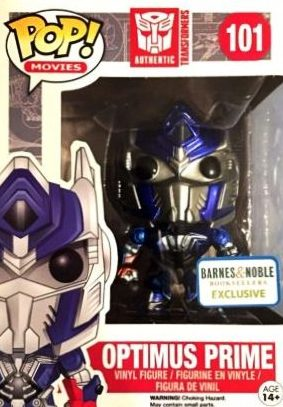 Ultimate Funko Pop Transformers Figures Checklist and Gallery 22