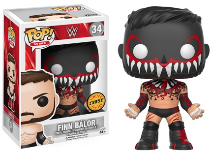 Ultimate Funko Pop WWE Figures Checklist and Gallery 50