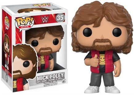 Ultimate Funko Pop WWE Figures Checklist and Gallery 51