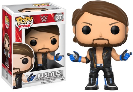 Ultimate Funko Pop WWE Figures Checklist and Gallery 53