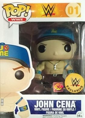 Ultimate Funko Pop WWE Figures Checklist and Gallery 3