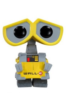 Funko Pop Wall-E Vinyl Figures 1