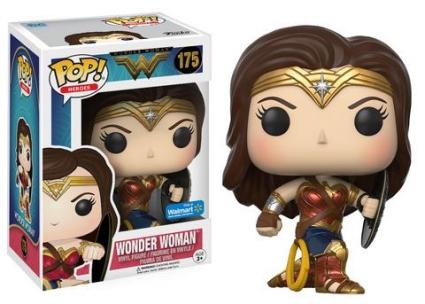 Funko Pop Wonder Woman Movie Vinyl Figures 6