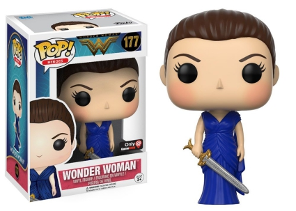 Ultimate Funko Pop Wonder Woman Figures Checklist and Gallery 21