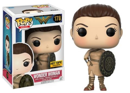 Ultimate Funko Pop Wonder Woman Movie Figures Gallery and Checklist 9