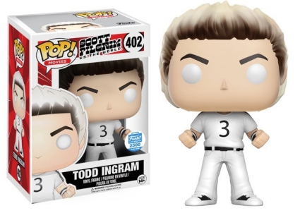 Funko Pop Scott Pilgrim vs. the World Vinyl Figures 9