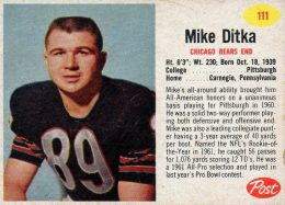 Top 10 Mike Ditka Football Cards 9