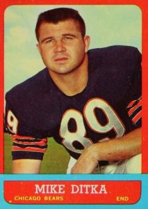 Top 10 Mike Ditka Football Cards 8