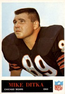Top 10 Mike Ditka Football Cards 3