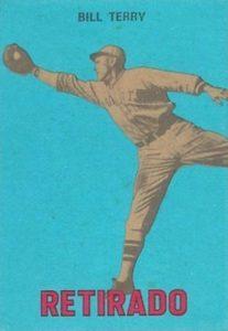 Top 10 Bill Terry Baseball Cards 1