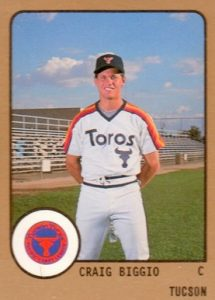 Top 10 Craig Biggio Baseball Cards 8