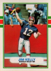 Top 10 Jim Kelly Football Cards 2
