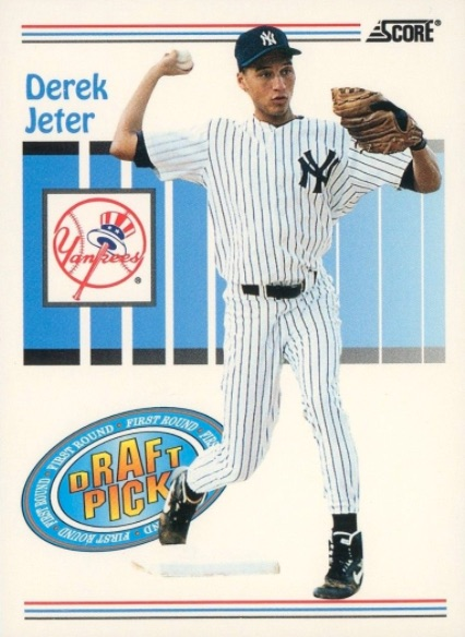 Best Most Valuable Derek Jeter Rookie Cards Gallery Top