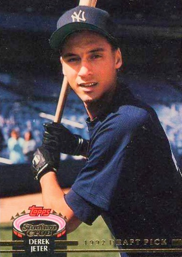 Salute The Captain! Ranking the Best Derek Jeter Rookie Cards 7
