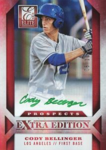 Top Cody Bellinger Rookie Cards and Key Prospect Cards 43
