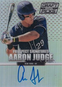 Aaron Judge Rookie Cards Checklist and Key Prospects 91