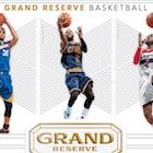2016-17 Panini Grand Reserve Basketball Cards