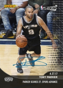 2016-17 Panini Instant NBA Basketball Cards 40