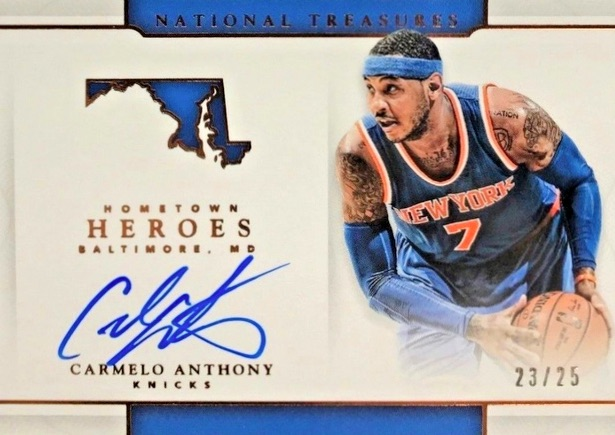 2016-17 Panini National Treasures Basketball Cards 35