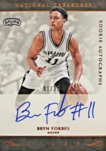 2016-17 Panini National Treasures Basketball Cards 27