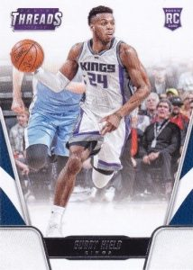 2016-17 Panini Threads Basketball Cards 24