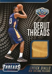 2016-17 Panini Threads Basketball Cards 29