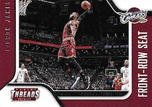 2016-17 Panini Threads Basketball Cards 30
