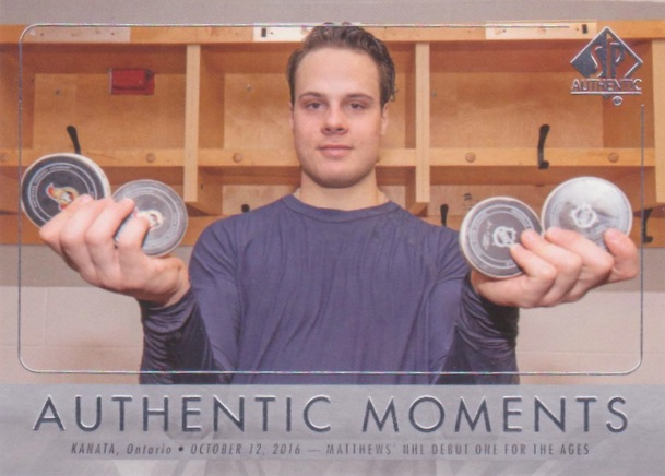 Auston Matthews Rookie Cards Checklist and Gallery 6