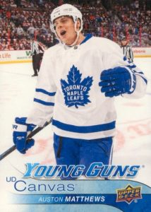 Auston Matthews Rookie Cards Checklist and Gallery 15