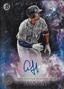 Aaron Judge Rookie Cards Checklist and Key Prospects 96