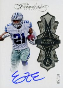 Top Ezekiel Elliott Rookie Cards 11
