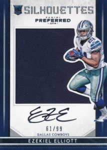 Top Ezekiel Elliott Rookie Cards 27