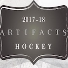 2017-18 Upper Deck Artifacts