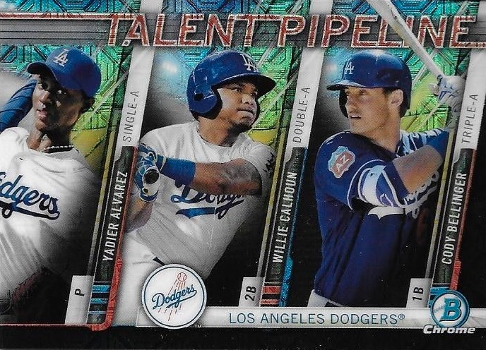 2017 Bowman Mega Box Chrome Baseball Cards 25