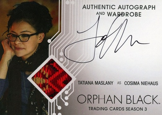 2017 Cryptozoic Orphan Black Season 3 Trading Cards 30