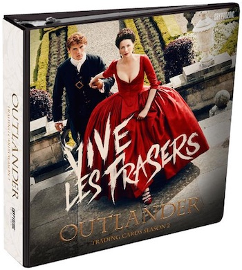 Cryptozoic Outlander Season 2