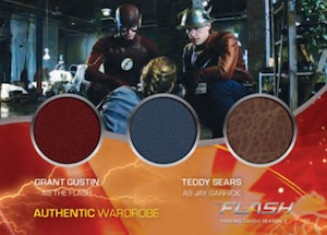 2017 Cryptozoic The Flash Season 2 Trading Cards 40
