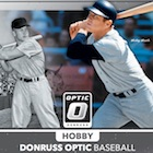 2017 Donruss Optic Baseball Cards