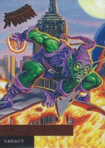 2017 Fleer Ultra Spider-Man Trading Cards 23
