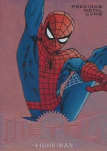 2017 Fleer Ultra Spider-Man Trading Cards 25