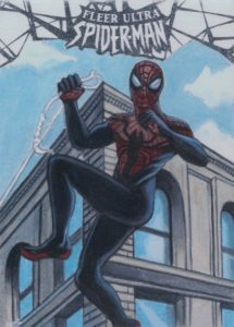 2017 Fleer Ultra Spider-Man