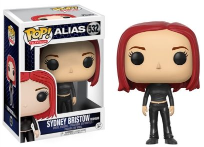 2017 Funko Pop Alias Vinyl Figures 24