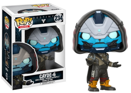 Ultimate Funko Pop Destiny Figures Checklist and Gallery 21