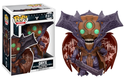 Ultimate Funko Pop Destiny Figures Checklist and Gallery 26