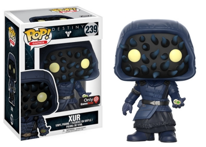 Ultimate Funko Pop Destiny Figures Checklist and Gallery 27