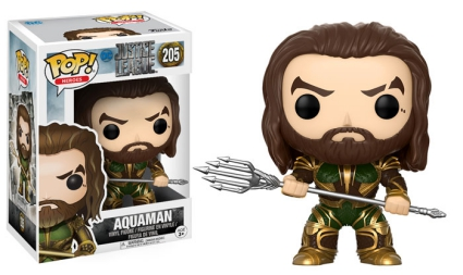 Ultimate Funko Pop Aquaman Figures Checklist and Gallery 28