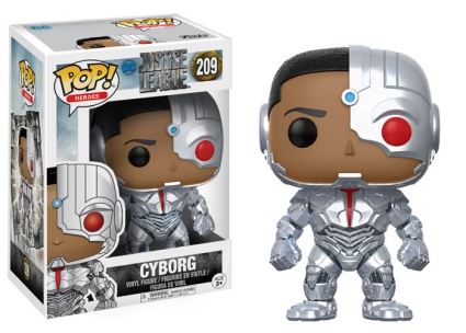 Ultimate Funko Pop Cyborg Figures Checklist and Gallery 24